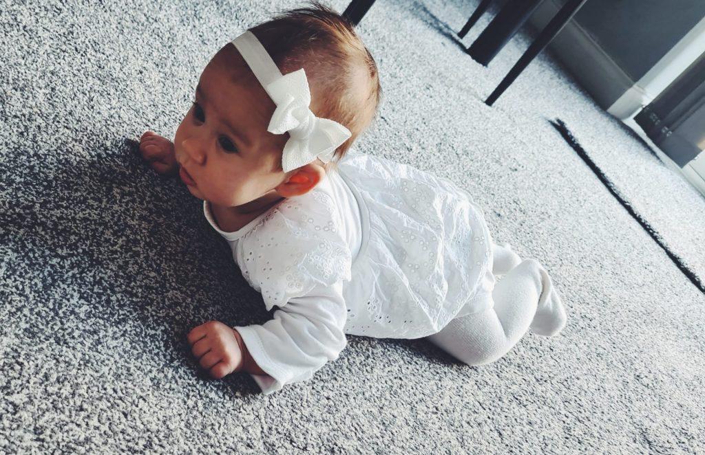 2 month old baby karolinad.com blog